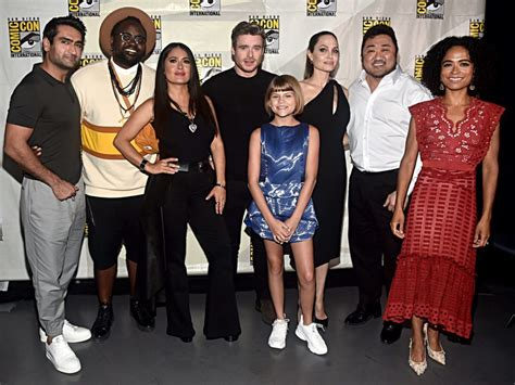 Marvel Studios Releases Official Synopsis of 'The Eternals ...