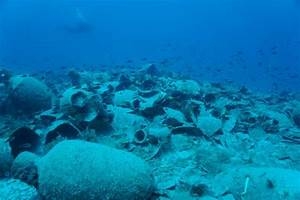 Ancient Greece: 2,000-year-old shipwrecks tell story of ...