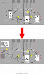 How To Wire  Way Leviton Light Switch Fantastic Leviton