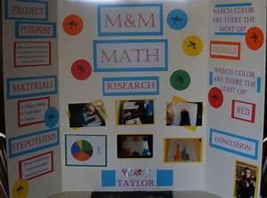Mu0026m Math Science Fair Project