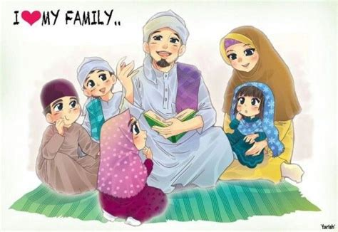 Program Hamil Happy Muslim Family Dream Muslim Spouse Pinterest