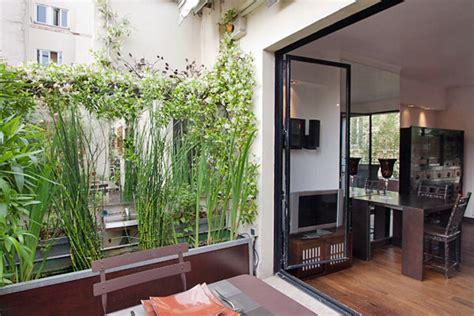 la chambre de reve décoration terrasse appartement