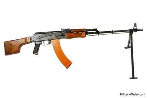 Rpk-74 Light Machine Gun