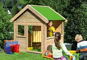 Kinder Holzhaus Garten : kinderspielhaus obi ~ Frokenaadalensverden.com Haus und Dekorationen
