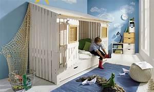 Geschwister Zimmer Einrichten : einfach mal f r sich sein mit dem gem tlichen strandh tten bett kiddy ist das m glich ideal ~ Markanthonyermac.com Haus und Dekorationen
