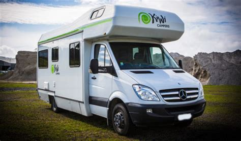 Kiwi Campers Auckland: Feature Packed Campervans