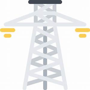 Electric tower - Free industry icons