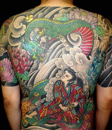 fascinating yakuza tattoos   hidden symbolic