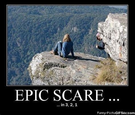 Epic Meme - epic scare