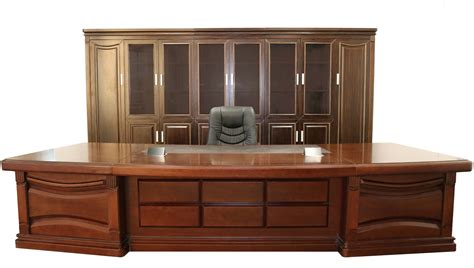 highgate executive office furniture suite curved desk