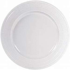 Assiette De Présentation : assiette de pr sentation 29 5 cm en porcelaine de la collection louvre bernardaud ~ Teatrodelosmanantiales.com Idées de Décoration
