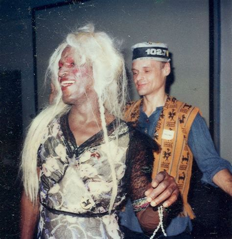 Marsha P Johnson, Well Known Drag Queen Who Led The Fight