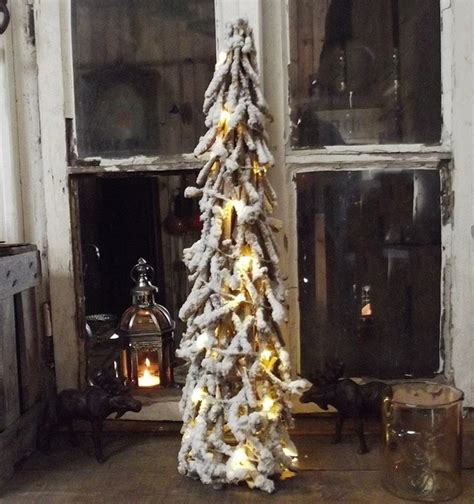 Weihnachtsdeko Fenster Edel by Deko Winterdeko Weihnachtsbaum Baum Beleuchtet 60cm