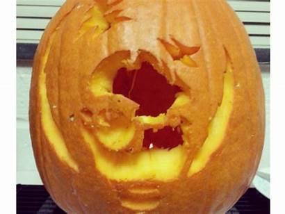 Fails Pumpkin Carving Unlucky Identify Each Character