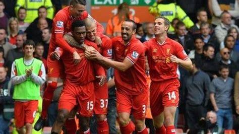 Liverpool 1-0 Man Utd - BBC Sport