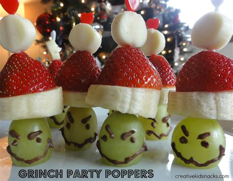 best christmas party food ideas for kids home garden