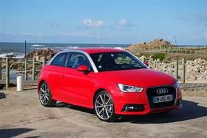 Nouvelle Audi A1 : nouvelle audi a1 les enjoliveuses ~ Melissatoandfro.com Idées de Décoration