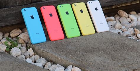 colors of iphone 5c everything we think we about iphone 5c