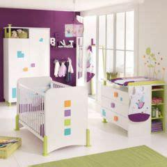 chambre bébé colorée chambre de bébé complète lit bébé armoire bébé armoire