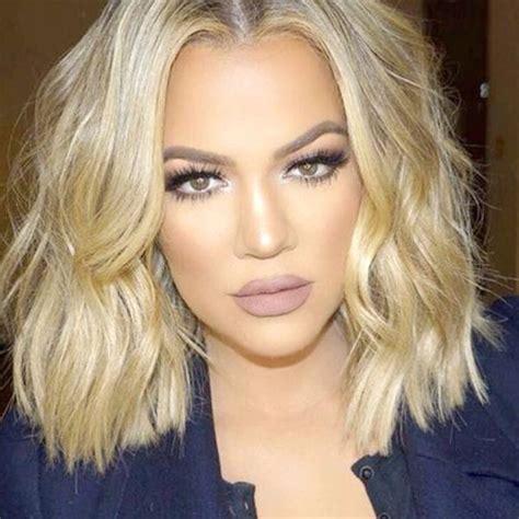Khloe Kardashian- Layered Bob - Custom Celebrity Lace Wig