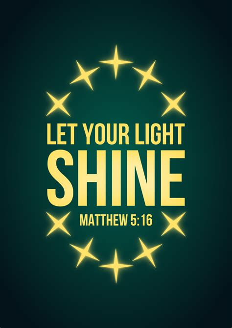 let your light shine let your light shine by tylerneyens on deviantart
