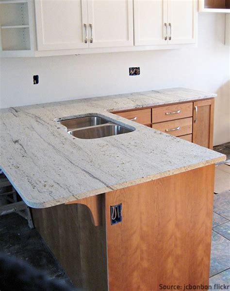 Non Granite Countertops - pros and cons of white granite countertops