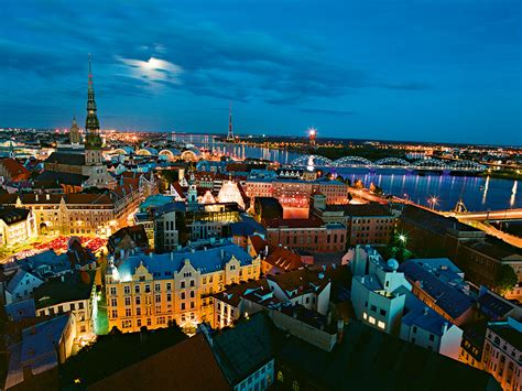 Latvia: the dynamic country powering towards great ...