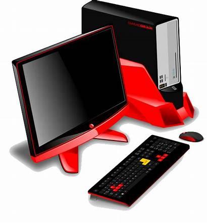 Computer Transparent Pc Freepngimg Mouse Gaming Setup