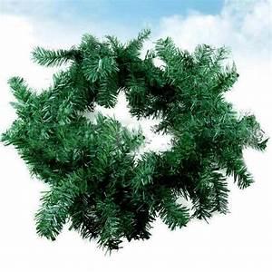 2, 7m, Christmas, Green, Garland, Branch, Tree, Garland, Rattan, Diy, Strip, Ribbon, Navidad, Decor, Home, Wall