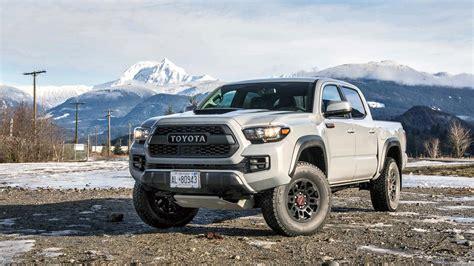 toyota tacoma 2017 toyota tacoma trd pro test drive review