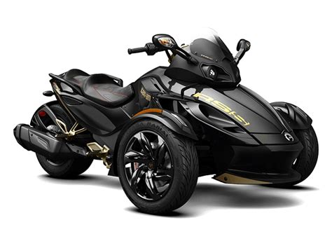 2016 Can-am Spyder Rs-s Sm5
