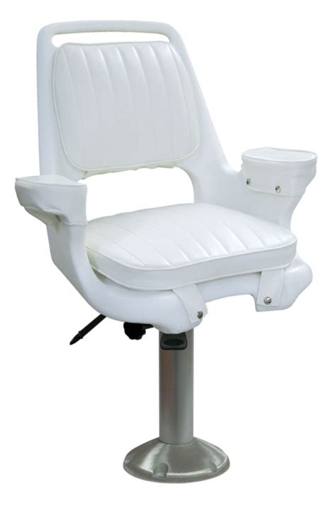 Boat Captains Chair Pedestal by Wise Captain S Chair 1007 Package Parts Iboats
