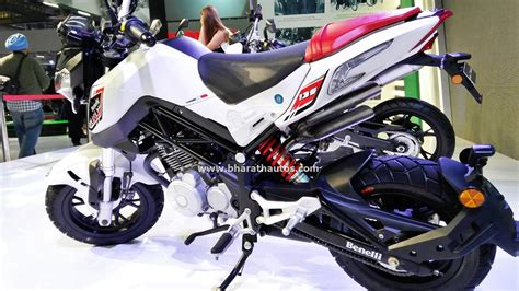 Benelli Tnt 135 Wallpapers by Dsk Benelli Showcased 4 New Motorcycles Alongside The