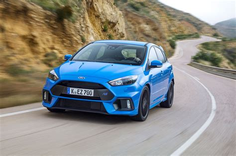 ford focus rs 2016 review car magazine