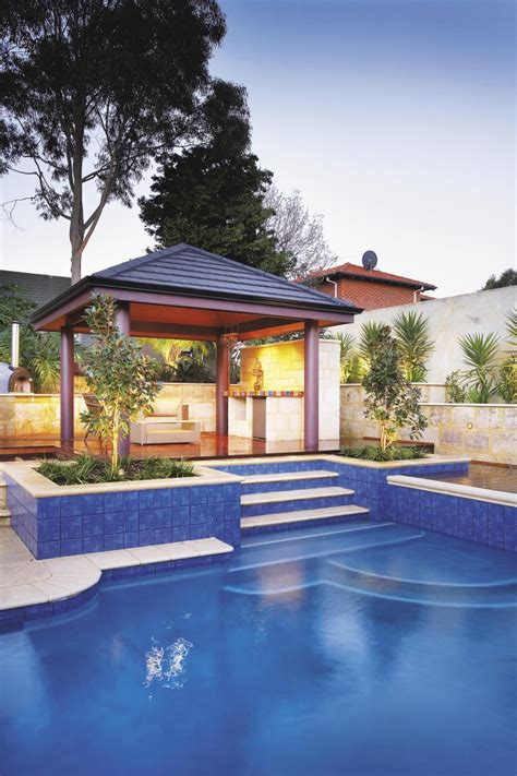 Backyard Pools By Design by Backyard Landscaping Ideas Swimming Pool Design