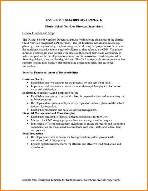 10+ It Job Description Examples  Ledger Paper