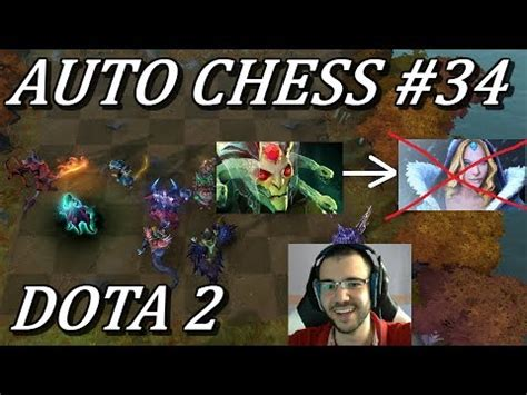 how to counter mage builds auto chess gameplay commentary 34 dota 2 youtube