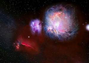 Orion Flame Nebula - Pics about space