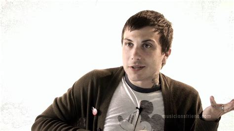 My Chemical Romance Wallpaper Hd Frank Iero Interview His Epiphone Phant O Matic Other Gear Musician 39 S Friend Youtube