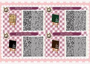Cafe signs | ACNL QR Codes | Pinterest | Signs and Cafe sign