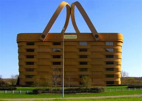 gedung keranjang ohio amerika serikat desain rumah