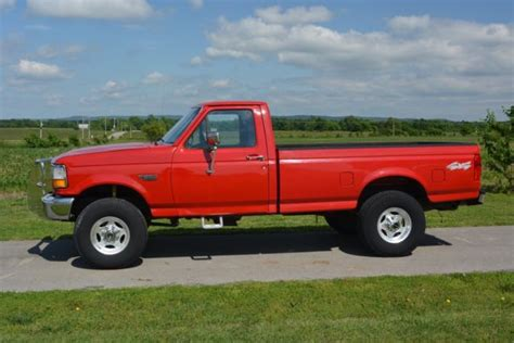 1FTHF26G4VEA88210   1997 Ford F250 Reg Cab Long Bed 4X4