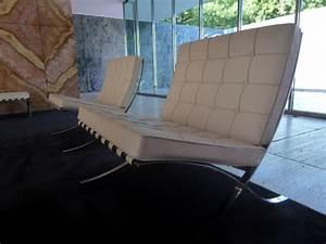 Mies Van Der Rohe Sessel : mies van der rohe barcelona pavillon ~ Eleganceandgraceweddings.com Haus und Dekorationen