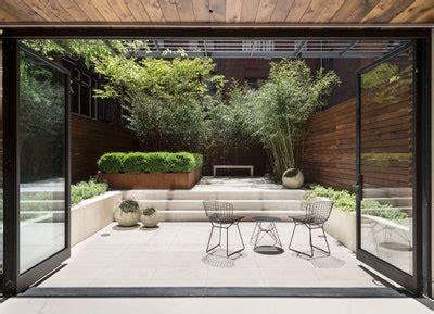 design  minimalist garden architectural digest