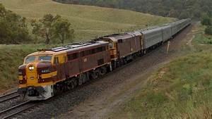 Nsw Railways - Main Southern Line  Australian Trains