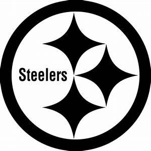 Pittsburgh Steelers Logo Window Wall Decal Vinyl Car
