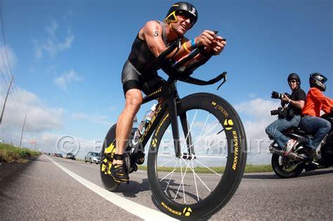 Race Day: Lance Armstrong - Galveston Half Ironman: Lance Armstrong - Triathlon: Elizabeth Kreutz