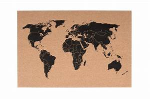 Planisphère Noir Et Blanc : planisph re en en li ge world tableau romantique pas cher ~ Melissatoandfro.com Idées de Décoration