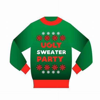 Sweater Clipart Ugly Xmas Holiday Gifs Clipground