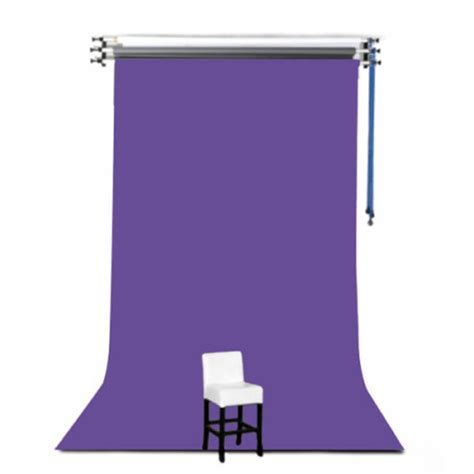 video studio background backdrop stand  purple